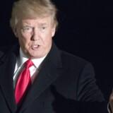 Trump ventes at offentliggøre sit budgetforslag for 2019 i løbet af februar.