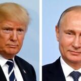 Den amerikanske præsident Donald Trump og den russiske præsident Vladimir Putin havde ikke bare én, men to samtaler under det netop overståede G20-topmøde i Hamburg.