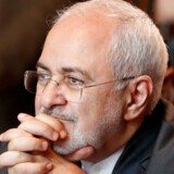 Den iranske udenrigsminsiter Javad Zarif. REUTERS/Grigory Dukor/File Photo/File Photo
