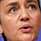 Afsløringer fra den såkaldte Luxleaks-sag fik blandt andet EU's konkurrencekommissær, danske Margrethe Vestager, til at indlede sager for millionbeløb mod flere multinationale selskaber. Reuters/Francois Lenoir