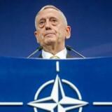 USA's forsvarsminister, James Mattis, afviser en russisk invitation til at genoptage det militære samarbejde mellem USA og Rusland.
