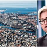 Foto byline fra venstre: (Lars Laursen og Henning Bagger / Scanpix 2017)