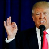 »Det skulle man ikke tro om EU, men de er en fjende,« lyder det fra Trump