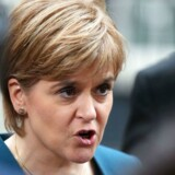 """Skotlands førsteminister, Nicola Sturgeon kalder det en """"uacceptabel"""" situation, at Storbritanniens Brexit-planer endnu ikke er kendt."""