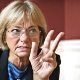 Folketingets formand, Pia Kjærsgaard (DF), mener, at det er »helt vildt«, at indvandringen har kostet det danske samfund 28 milliarder kroner.