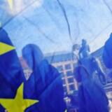 Kriser er ikke nødvendigvis en ulempe for EU. Foto: Daphne Rousseau/AFP