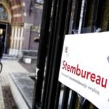 Hollænderne nedstemte onsdag et kontroversielt lovforslag fra regeringen om at udvide efterretningstjenesternes aflytningsmuligheder. Arkivfoto: Remko de Waal, EPA/Scanpix