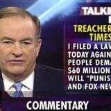 Arkivfoto: Bill O'Reilly svarer nu igen, efter han blev fyret i går. Anklagerne er grundløse, lyder det fra TV-stjernen.