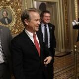 Den republikanske senator Rand Paul har været stærkt kritisk over for budgetaftalen. der vil betyde en øget statsgæld på 1.8 billioner kr.