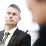 Socialdemokratiets gruppeformand, Henrik Sass Larsen.