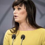 Minister for offentlig innovation Sophie Løhde (Foto: Mads Claus Rasmussen/Scanpix 2018)
