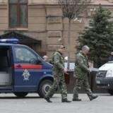 En eksplosion i metroen i den russiske by Sankt Petersborg vil udløse et hårdhændet svar fra myndighederne i landet, vurderer forsker. Reuters/Stringer