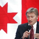 Kremls talsmand, Dmitrij Peskov.