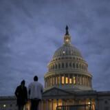 »De amerikanske politikere har samme problemer som før. De har udsat et skænderi, som alle ved, de bliver nødt til at tage om et par uger. De problemer, som var der fredag, da staten lukkede ned, de er der stadig, når staten løber tør for pengene igen i februar,« siger Søren Dal Rasmussen. Arkivfoto.