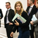 Marie Krarup, forsvarspolitisk ordfører for Dansk Folkeparti.