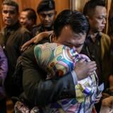 Mohd Nur Azrin Md Zin var en af de malaysiske statsborgere, der fredag kunne vende hjem fra Pyongyang i Nordkorea.