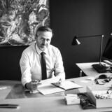 Arkivfoto. Danmarks udenrigsminister Anders Samuelsen fotograferet på sit kontor onsdag den 21. december 2016.