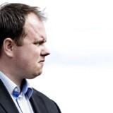 Dansk Folkepartis udlændingeordfører, Martin Henriksen, kan ikke se, hvorfor det skulle være problematisk, at man som politiker blander sig i tildelingen af midler: »Selvfølgelig skal politikerne være inde over den slags.«. Arkivfoto.