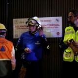 Ulykken skete ved byggeriet af et parkeringshus, hvor adskillige arbejdere blev klemt under kollapset.