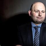 Justitsminister Søren Pape Poulsen (K) Pape indrømmer mangelfulde oplysninger til Folketinget.