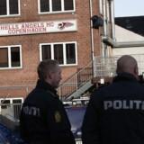 En politisk aftale om pakken »Bander bag tremmer« er fredag eftermiddag blevet indgået mellem VLAK-regeringen, Dansk Folkeparti og Socialdemokratiet.