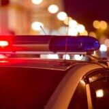 Arkivfoto. En anholdt mand er mistænkt for otte drab i det sydlige USA. En betjent er blandt de dræbte.