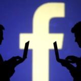 Facebook ændrer nu brugerbetingelserne for alle ikke-europæiske brugere uden for USA og Canada, således at de ikke vil høre under den skrappe datalovgivning, som EU indfører 25. maj. Arkivfoto: Dado Ruvic, Reuters/Scanpix