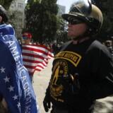 Der er lørdag planlagt protestmarcher imod sharia lovgivning, i op til flere amerikanske byer. Blandt de deltagende, er gruppen Oath Keepers, som tilhører den yderste højrefløj.