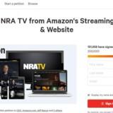 Mandag formiddag havde 151.000 skrevet under på kravet til Amazon om at få fjernet den magtfulde våbenlobbyorganisation NRAs streamingkanal, NRATV, fra Amazons tjenester.