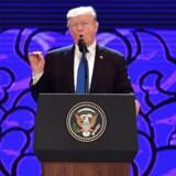 Andre lande udnytter USA på handelsområdet, og det skal slutte nu, siger den amerikanske præsident.
