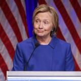 Var der tale om finansiel støtte til Hillary Clintons valgkampagne, da det tyske miljøministerium overførte millioner af dollars til Clinton Foundation?