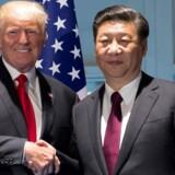 Donald Trump vil på sit besøg i Kina forsøge at få Xi Jinping med på sin hårde linje mod Nordkorea.