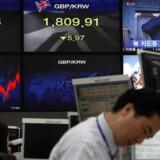 Efter at markederne mere eller mindre har fordøjet en overraskende aggressiv tone fra den amerikanske centralbank for et par dage siden, er radaren nu drejet mod det nordkoreanske regime.