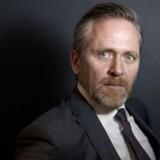 Udenrigsminister Anders Samuelsen (V) på sit kontor i Udenrigsministeriet.