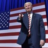 Arkivfoto: Donald Trump.