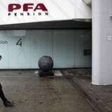 Pensionskæmpen PFAs investeringsforening PFA Invest løber fra alle danske rivaler i Morningstars analyser. Arkivfoto: Nils Meilvang