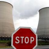 Fransk atomkraftværk