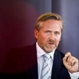 Liberal Alliances partileder, Anders Samuelsen, er utilfreds med en historie om, at finanslovsaftalen øger uligheden i samfundet: »Det her fortæller ALT om, hvad der er galt med den politiske retorik i dagens Danmark,« skrev han søndag på Facebook. Arkivfoto.