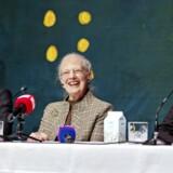 Dronning Margrethe mener, at levende musik kan noget helt særligt. Free/Agnete Schlichtkrull/tivoli