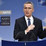 NATOs generalsekretær Jens Stoltenberg.