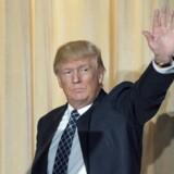 I mange danske toppolitikeres øjne var Donald Trump det værste, der kunne ske. Og så blev han USAs præsident. Trump tager torsdag imod statsminister Lars Løkke Rasmussen (V) i Det Hvide Hus.