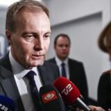 »Det er det religiøs betingede, som jeg synes er det alarmerende. Det er ikke, at det er moderne med langt skæg,« siger Dansk Folkepartis Peter Skaarup.