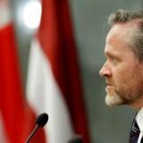 En utilfreds Anders Samuelsen meddelte mandag, at Sverige har svigtet Danmark i kampen om det Europæiske Lægemiddelagentur.