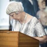 Arkvifoto: I en alder af 74 egner jeg mig ikke til konfronterende interviews, erkender Ulla Sandbæk efter kritik.