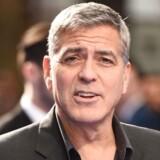 Den amerikanske skuespiller George Clooney har fået noget at fejre