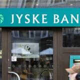 """Investorerne vil holde øje med Jyske Bank, der har fået opgraderet anbefalingen fra Nordea til """"hold"""" fra """"sælg""""."""