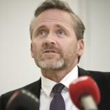Udenrigsminister Anders Samuelsen afviser, at Danmark risikerer at blive isoleret.