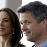 Kronprins Frederik skal være ambassadør for Ryder Cup-turneringen. Toru Hanai/Reuters