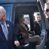 Kilder tæt på Clinton-lejren fortæller til CNN, at Hillary Clinton ikke arbejdede hårdt nok under valgkampen ifølge hendes mand - den tidligere præsident Bill Clinton.