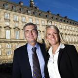 ARKIVFOTO: Peter Seier Christensen og Pernille Vermund.